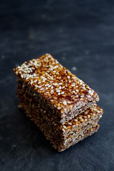 Sesame Seed Brittle