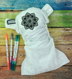One size pocket / Color Your Own / by LittleBeastiesDiaper on Etsy