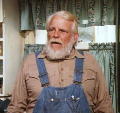 Denver Pyle on the andy griffith show