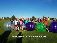 #bumperballs #bubbleball #escapeludvika #dalarna #sverige #hedemora