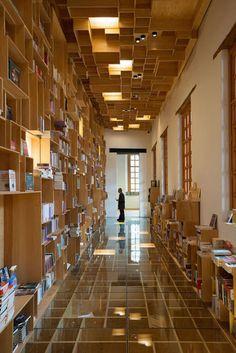 一度は行って見たい、世界の美しい図書館7選【Architecture】 ~ ミライノシテン