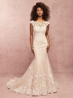 9ebd4a9b79 Rebecca Ingram Wedding Dress Liesl 9RW086 Main Classic Wedding Dress