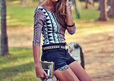 97 melhores imagens de Inspiration   Fashion beauty, Woman fashion e ... 7cf57c4355