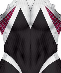 Spider-Gwen Pattern With Extra Mask