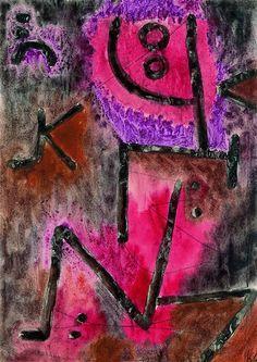 Paul Klee, Brûle encore http://casaprints.com/fr/51-reproductions-de-tableaux-de-paul-klee