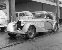 Voisin C15 Saliot Roadster 1934