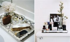 Trays...A touch of Luxe: March 2011
