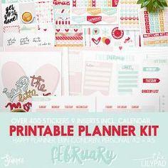 Story Planner 2016 February Kit - Storyteller Add-on