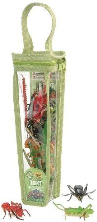 Amazon.com : Wild Republic Nature Tubes - Insects : Toy Figures : Toys & Games