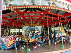 Central Park Carousel, NYC, www.RevWill.com