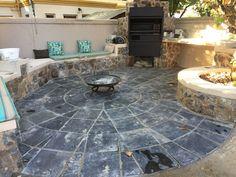 Outdoor braai area Garden Ideas, Patio, Outdoor Decor, Home Decor, Decoration Home, Room Decor, Landscaping Ideas, Backyard Ideas, Home Interior Design