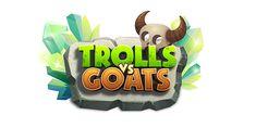 Trolls vs Goats on Behance