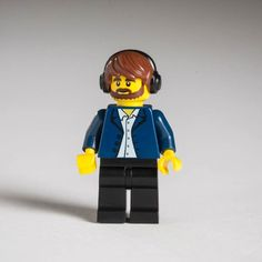 LEGO Hipsters – Quand LEGO imagine les versions hipster de ses minifigs