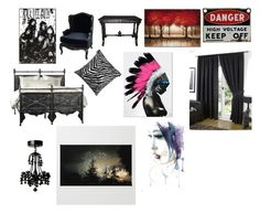 """""""Seems Normal"""" by amberthearle on Polyvore featuring interior, interiors, interior design, home, home decor, interior decorating and Artek"""