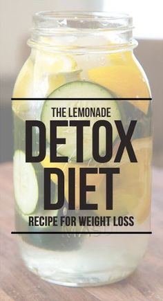 The Lemonade Detox Diet A Simple Recipe For Weight Loss Rapid weight loss! The new method in Absolutely safe and easy! Calorie Intake, Calorie Diet, Detox Drinks, Healthy Drinks, Healthy Foods, Lemon Detox Cleanse, Detox Diet Recipes, Lemonade Diet, Detox Your Liver