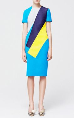 ROKSANDA Resort 2015 Trunkshow Look 2 on Moda Operandi