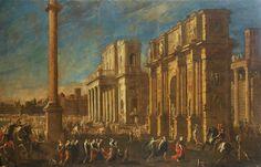 Agostino Tassi (Ponzano Romano 1578-1644 Rome)