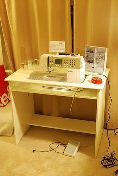 Αποτέλεσμα εικόνας για Sewing Room Furniture - IKEA Hack