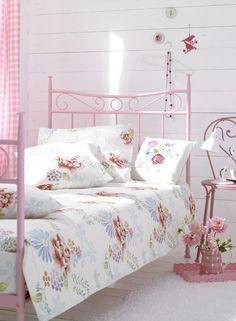 bedroom ideas in pink
