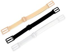 RAZOR Bra Strap Clips Holder Womens Beige Black White >>> You can get more details by clicking on the image.
