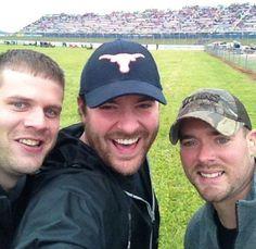 Dega nights :) LOVE those smiles :) Kyle, Chris and Brent