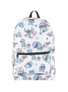 Disney Backpacks To Up Your Accessories Game Disney Backpacks To Up Your Accessories Game Stitch and Scrump Backpack - Lilo & Stitch - Spencer's Disney Backpack - Loungefly x Stitch Poses Print Disney Lilo & Stitch Print Backpack Lilo Ve Stitch, Stitch Disney, Stitch Backpack, Cute Mini Backpacks, Cute Stitch, Stitch Toy, Disney Addict, Cute Disney, Disney Disney