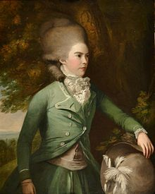 Jane Duchess of Gordon in green riding dress by Daniel Gardner around 1775.jpg