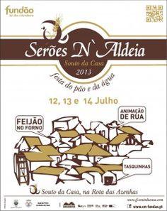 Serões N' Aldeia (Fundão) « Ponteiro