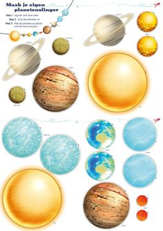 Solar System For Kids, Solar System Projects, Solar System Planets, Space Projects, Science Projects, Diy Projects To Try, Crafts To Do, Space Classroom, Classroom Themes