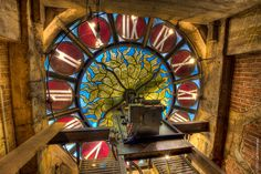 largest tiffany clock. NY grand central terminal clock tower - Google Search