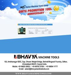 For more visit - http://www.bhavyamachinetools.com/