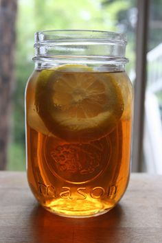 Sweet tea is one of the oldest and most exceptional Southern traditions.  It's the house wine of the South!