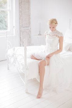 Luxury, Love & Finesse from The Wedding Garter Co