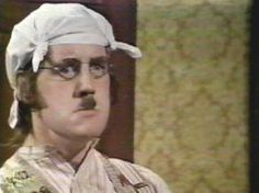 Monty Python- one of the Gumbys. One of the funniest characters in the show. Great Tv Shows, Old Tv Shows, Silly Names, Fawlty Towers, Are You Being Served, Comedy Actors, Michael Palin, Horrible Histories, Humor