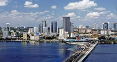 Malaysia Johor Bahru skyline