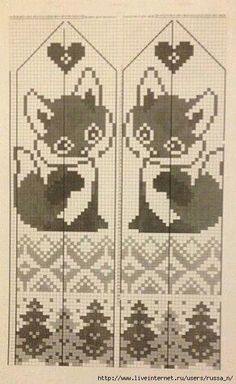 This Pin was discovered by Юли Filet Crochet, Crochet Chart, Knit Crochet, Knitting Charts, Knitting Stitches, Baby Knitting, Knitting Patterns, Cross Stitch Charts, Cross Stitch Embroidery