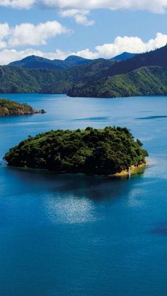 Malborough Sounds, South Island, New Zealand The Places Youll Go, Great Places, Places To See, Beautiful Places, Nz South Island, Marlborough Sounds, New Zealand Houses, New Zealand Landscape, New Zealand Travel
