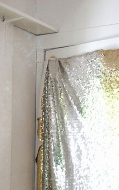 glitter-curtains