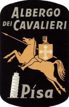 Albergo dei Cavalieri, Pisa