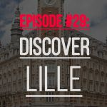 In this episode:  – Some information about French Culture. Discover a new area of France that you might not have heard yet: Lille  – Some French Words with an English Translation. Ideal when you cook, run, commute….  – A quick French Grammar Explanation. Learn some Essential Questions for Beginners.  – Some French Expressions and their translation  http://www.talkinfrench.com/podcast29/