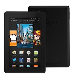 Fire HD 7タブレット 16GB、ブラック Amazon, http://www.amazon.co.jp/dp/B00KC84Y52/ref=cm_sw_r_pi_dp_Y1xbvb10STSXE