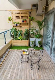 Find home projects from professionals for ideas & inspiration. Long Balcony makeover by Studio Earthbox Small Balcony Decor, Small Balcony Garden, Small Balcony Design, Small Terrace, Raised Garden Beds, Small Balconies, Balcony Ideas, Apartment Balcony Garden, Apartment Balcony Decorating