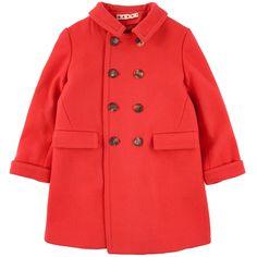 Cappotto in panno di lana - 138116