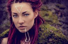 Darkside of Dreadlocks ~ Alternative Dread Fashion : Photo