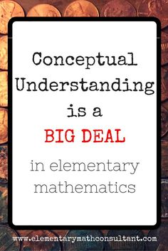Teachers and parents, this blog posts is about the importance of hands-on learning in elementary math. It's fun and so helpful in creating a solid foundation for math understanding.