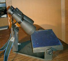 Chris Peterson Cloudbait Observatory Barn Door