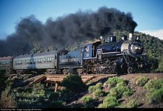RailPictures.Net Photo: GCR 29 Grand Canyon Railway Steam 2-8-0 at Williams, Arizona by Ted Ellis