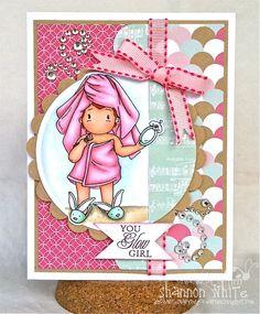Enchanted Ladybug Creations: You Glow Girl! - TT115