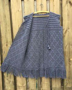 En Çok Sipariş Alan 43 Şık Tığ İşi Yelek Modeli Models, Baby Knitting Patterns, Malta, Elegant, Autumn, Stylish, Skirts, How To Wear, Women