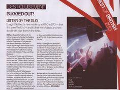 BUGGED Out! » Blog Archive » DJ Magazine – Dec 2013